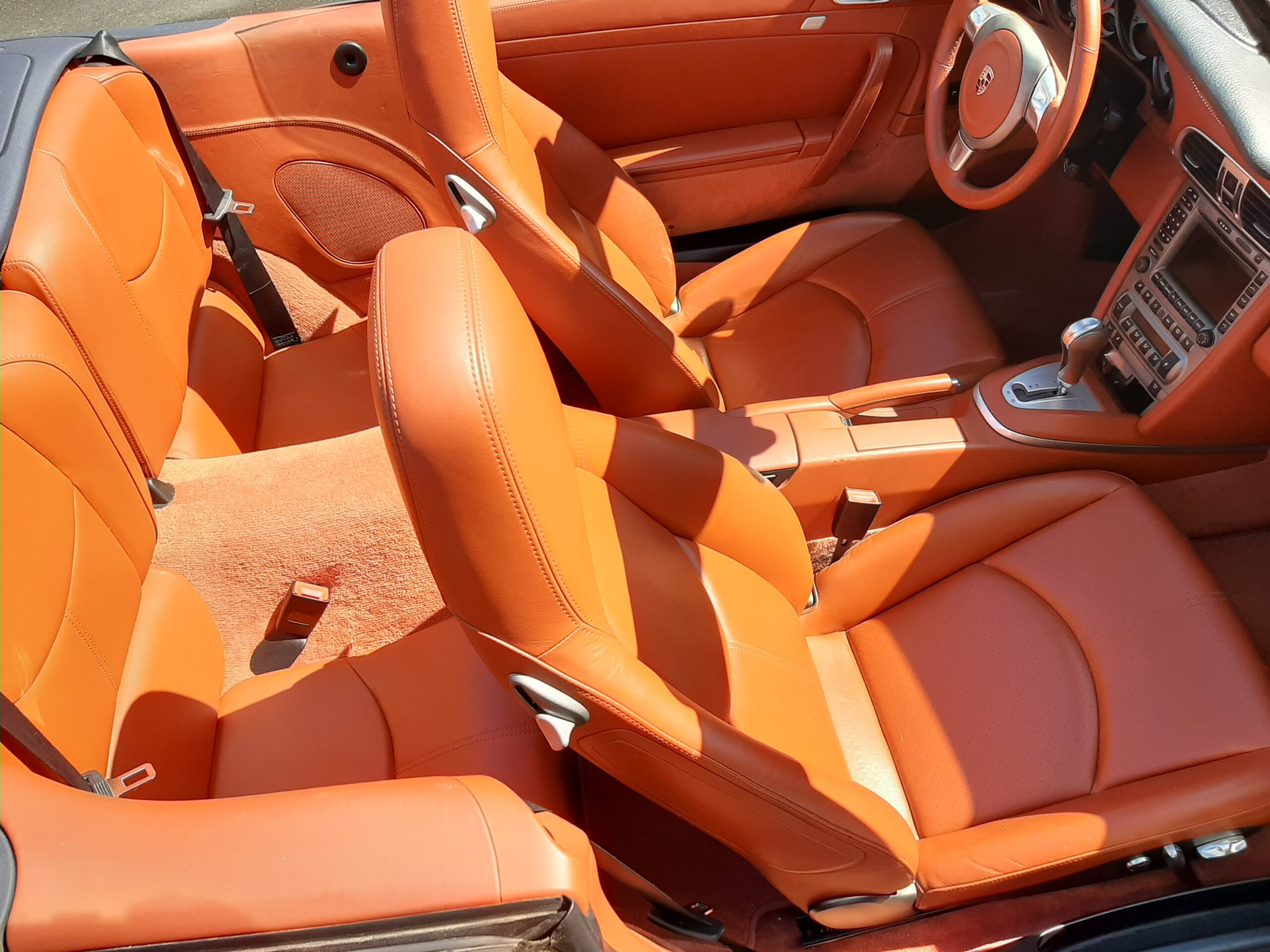 Carrera 4S Cabrio Te koop For sale