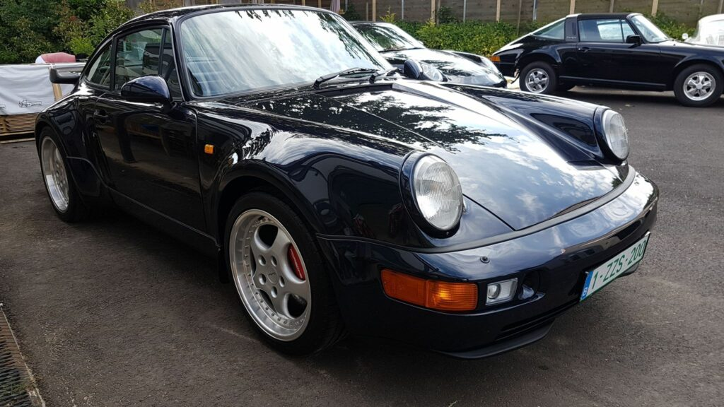 911 Turbo 1991